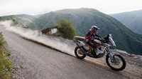 Dakar 2015, etapa 3: Victoria de Matthias Walkner en motos