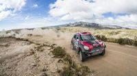 Dakar 2015, etapa 3: Victoria de Orlando Terranova en coches
