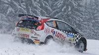 Kajetan Kajetanowicz gana el Jänner Rally por paliza
