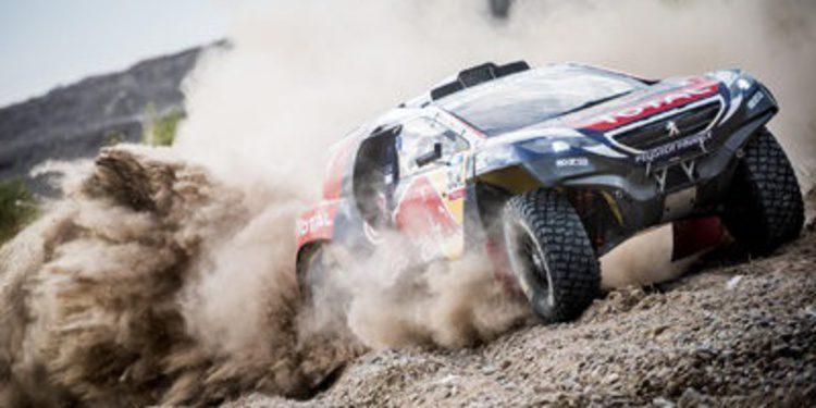 Dakar 2015: Los pilotos españoles superan la tercera etapa