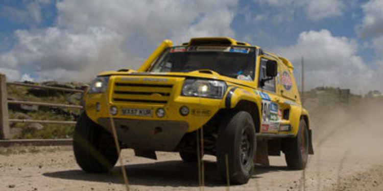 Dakar 2015: Etapa 4 entre Chilecito y Copiapo