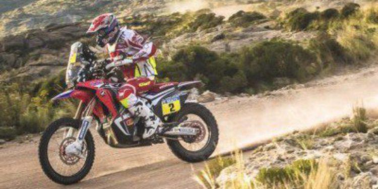 Dakar 2015, etapa 4: Barreda gana y consolida su liderato