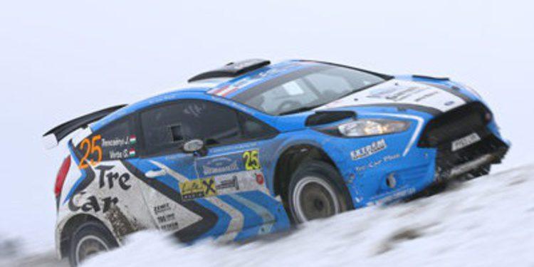 Así está el ERC 2015 tras el Jänner Rally en Austria