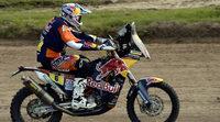 Dakar 2015: Sam Sunderland se retira en la etapa 4