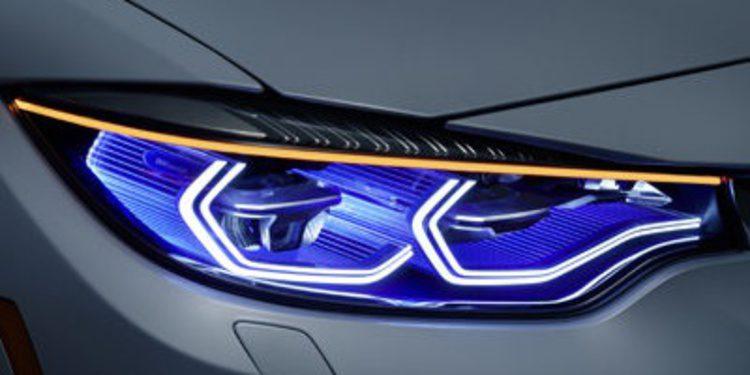 La tecnología láser llega al BMW M4