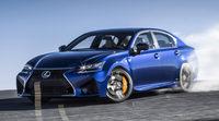 Lexus nos sorprende con el nuevo GS F