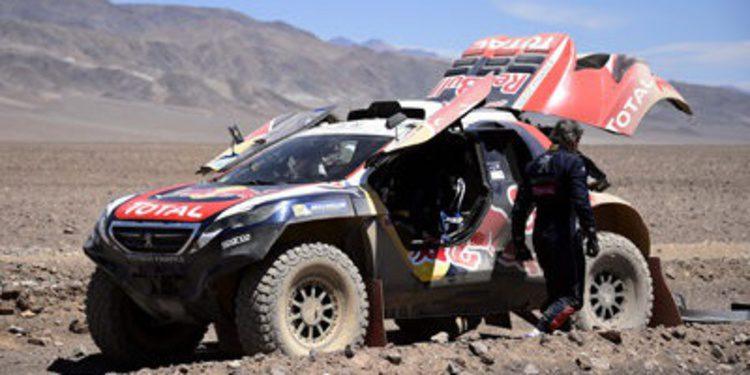 Dakar 2015: Brillante etapa 4 en motos, desastre para Sainz