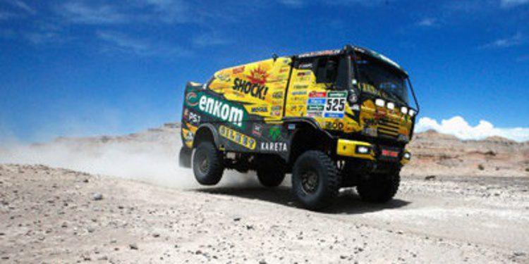 Dakar 2015: Etapa 5 entre Copiapo y Antofagasta