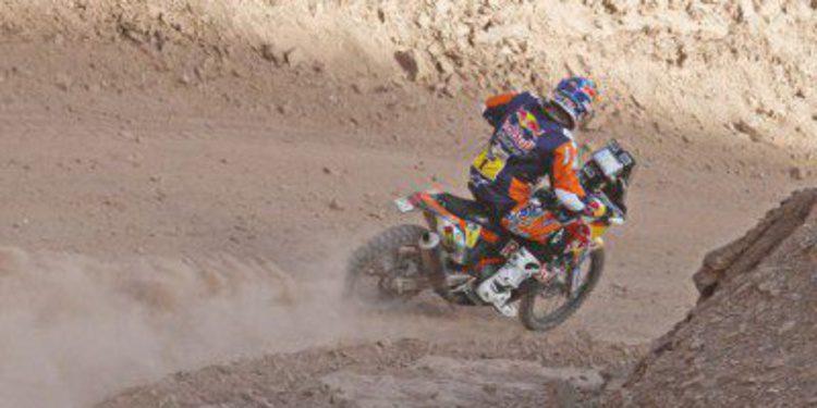 Dakar 2015, etapa 5: Coma consigue su primera victoria