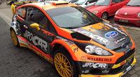 Nuevo diseño del Ford Fiesta RS WRC de Martin Prokop