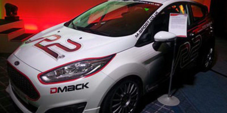 Presentación del nuevo Ford Fiesta R2 'EcoBoost'