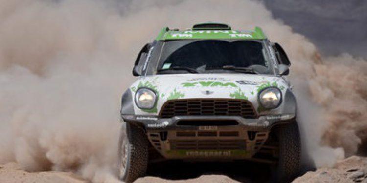 Dakar 2015: Clasificaciones tras la quinta etapa