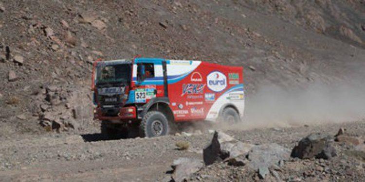 Dakar 2015: Etapa 6 entre Antofagasta e Iquique