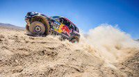 Dakar 2015, etapa 6: Nueva victoria de Nasser Al-Attiyah en coches