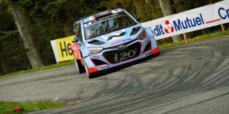 Hyundai apuesta por Neuville, Sordo y Paddon en todo el WRC 2015