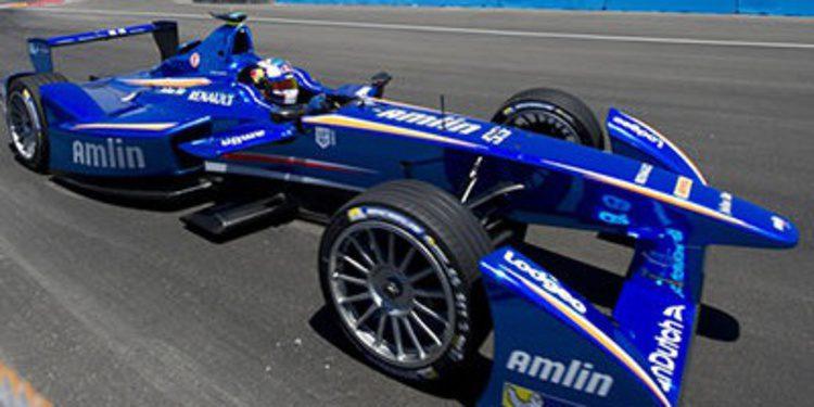 Salvador Durán de nuevo en la Fórmula E en Buenos Aires