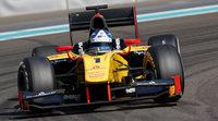 Alex Lynn y Pierre Gasly pilotos de DAMS en la GP2