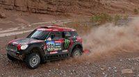 Dakar 2015, etapa 7: Orlando Terranova y Ales Loprais ganan la etapa maratón