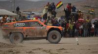 Dakar 2015: Etapa 8 entre Uyuni e Iquique (coches y camiones)