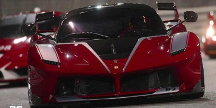 Vídeo de Marc Gené a los mandos del excitante Ferrari FXX K