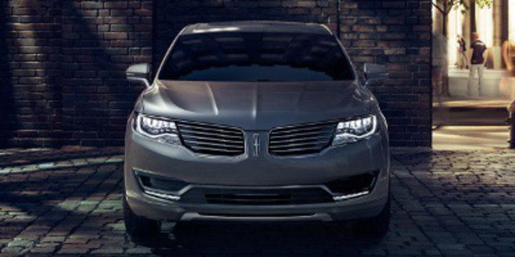 Primeras imágenes del Lincoln MKX de producción
