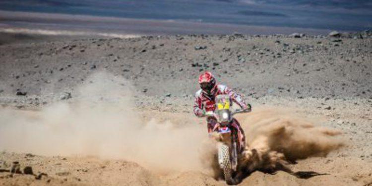 Dakar 2015, etapa 7: Victoria de Gonçalves en motos y Sanabria en quads