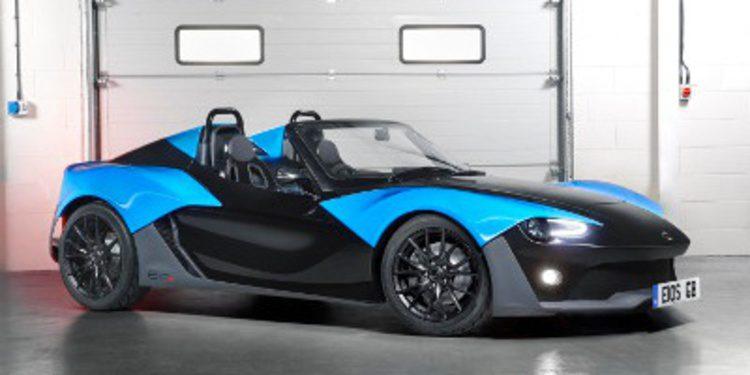 Zenos presenta el E10 S definitivo en Autosport
