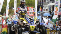 Dakar 2015: Etapa 8 entre Uyuni e Iquique (motos y quads)