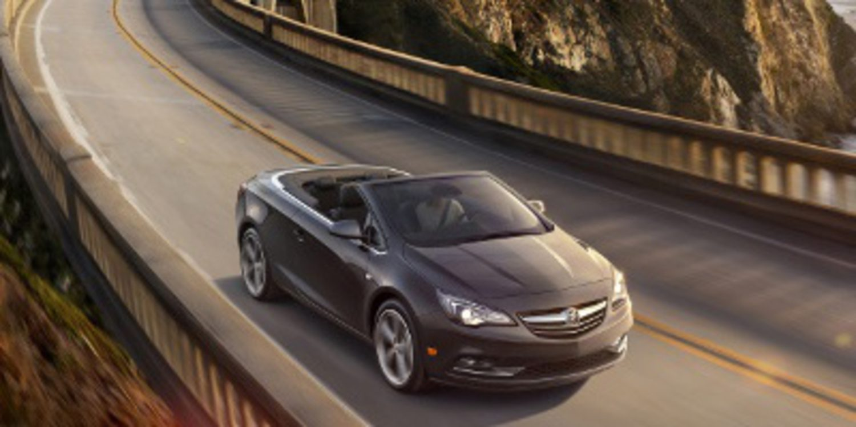 El Opel Cabrio es global gracias al Buick Cascada