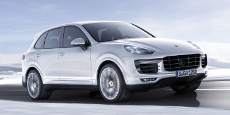 Porsche Cayenne Turbo S: la nueva referencia SUV