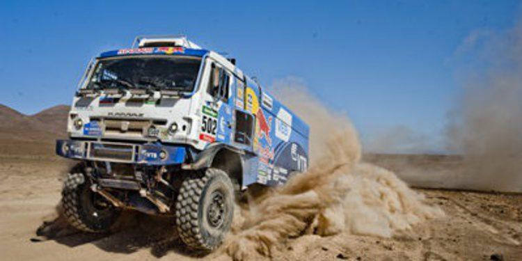 Dakar 2015: Clasificaciones tras la octava etapa (II)