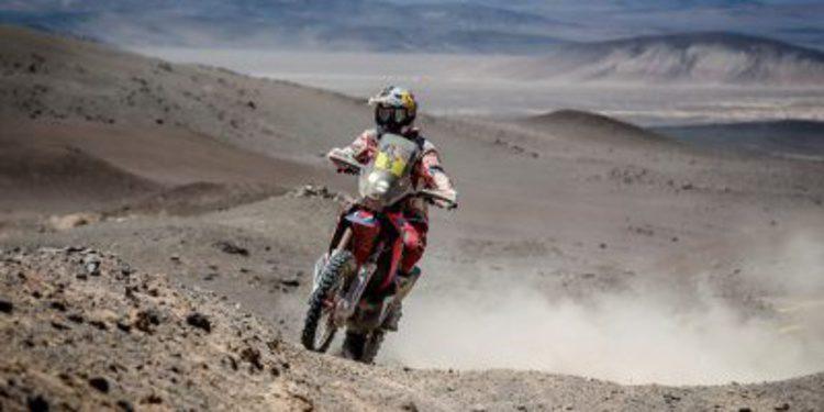 Dakar 2015, etapa 9: Doblete portugués con Rodrigues 1º y Gonçalves 2º