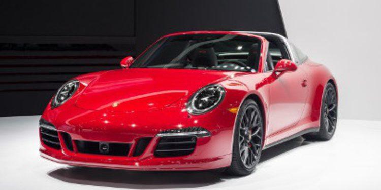 Porsche presenta la variante Targa del 911 Carrera GTS