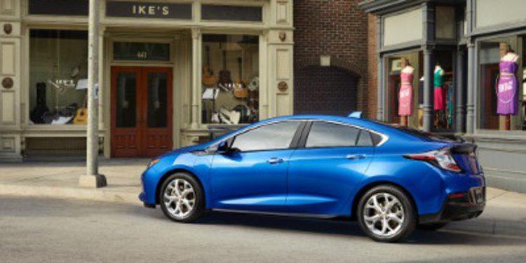 El nuevo Chevrolet Volt mejora en todos sus datos