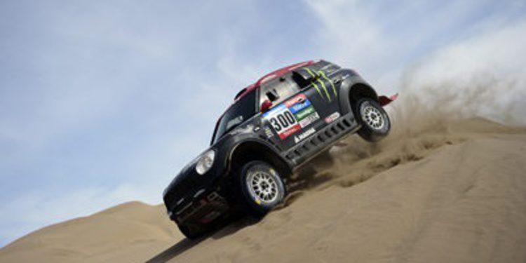 Dakar 2015: Los españoles recuperan ritmo competitivo