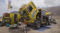 Dakar 2015: Etapa 10 entre Calama y Salta