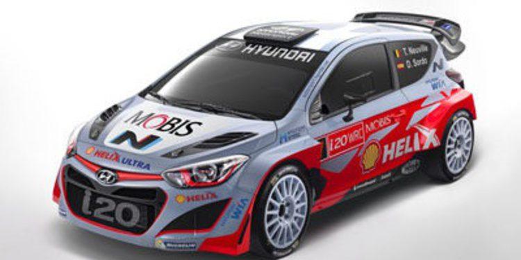 Presentación del i20 WRC y fichaje de Kevin Abbring por Hyundai Motorsport
