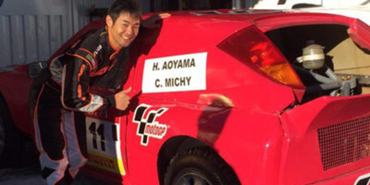 "Hiroshi Aoyama: ""Los Michelin funcionan bien"""