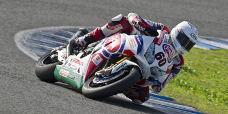 Arranca la pretemporada del Pata Honda en el World SBK