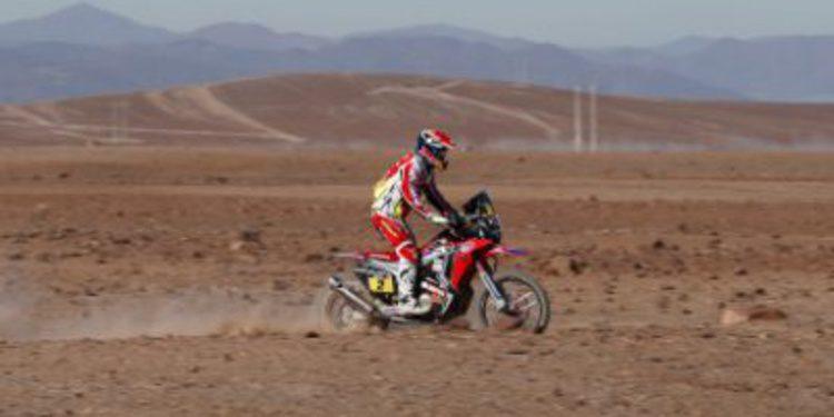 Dakar 2015, etapa 10: Victoria de Joan Barreda en motos