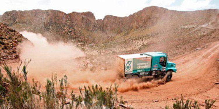 Dakar 2015: Clasificaciones tras la décima etapa