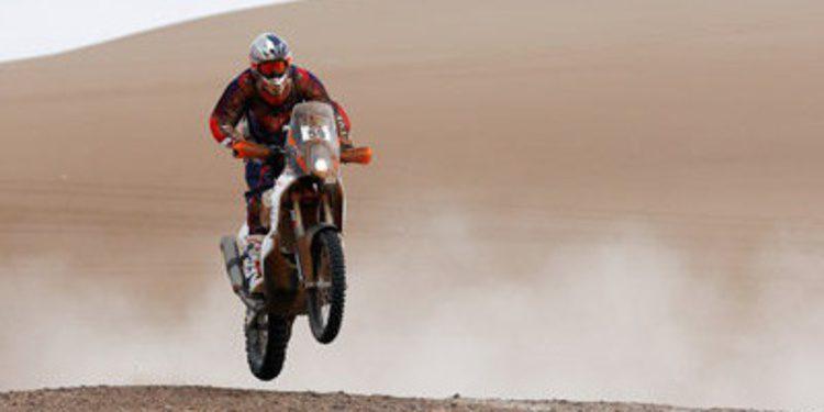 Dakar 2015: Etapa 11 entre Salta y Termas de Rio Hondo