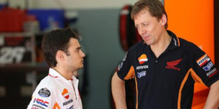 Mike Leitner ya trabaja con KTM Factory Racing