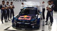 El nuevo Volkswagen Polo R WRC 2015 es azul oscuro