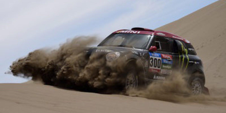 Dakar 2015: Nani Roma queda excluido por la ASO