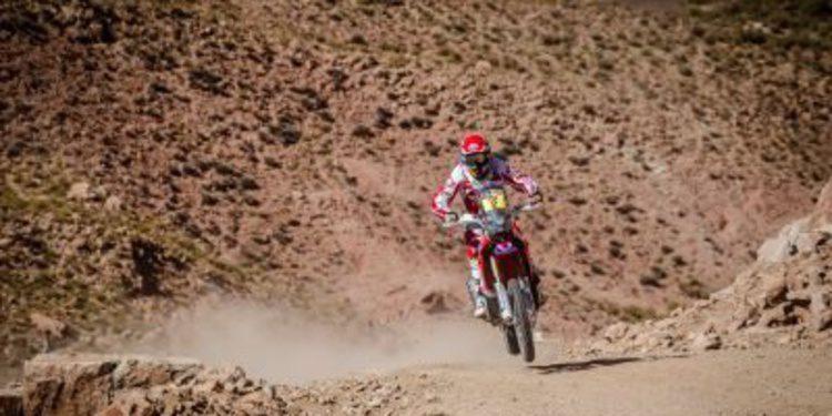 Dakar, etapa 11: Joan Barreda repite victoria en motos