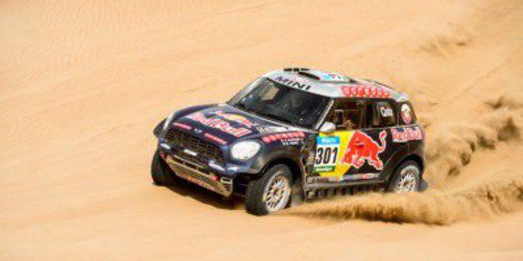 Dakar 2015, etapa 11:  Al-Rajhi abandona y Al-Attiyah gana