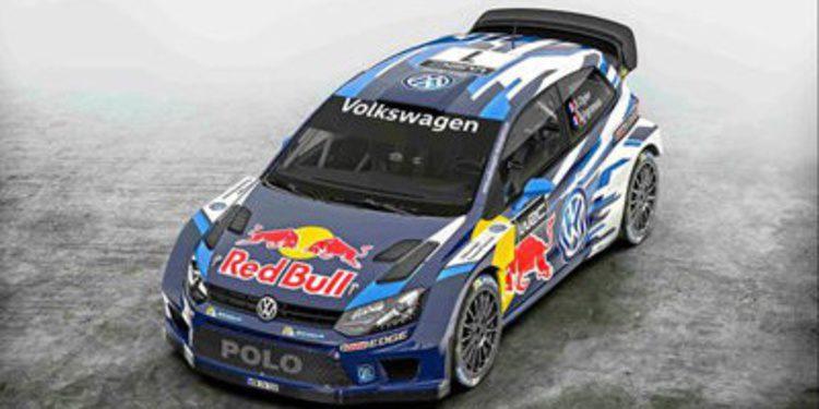 Detalles del Volkswagen Polo R WRC 2015