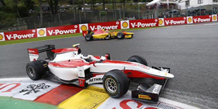 Vandoorne un año mas en ART para ganar la GP2