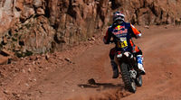 Dakar 2015: Etapa 12 entre Termas Rio Hondo y Rosario